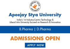 Apeejay Stya University School of Pharmaceutical