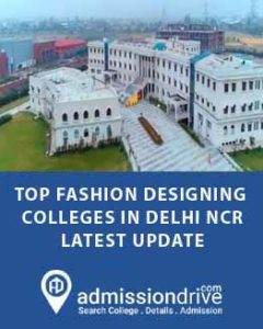 Top Fashion Designing Colleges In Delhi Ncr 2020 Best Private Govt Fashion Design Institute